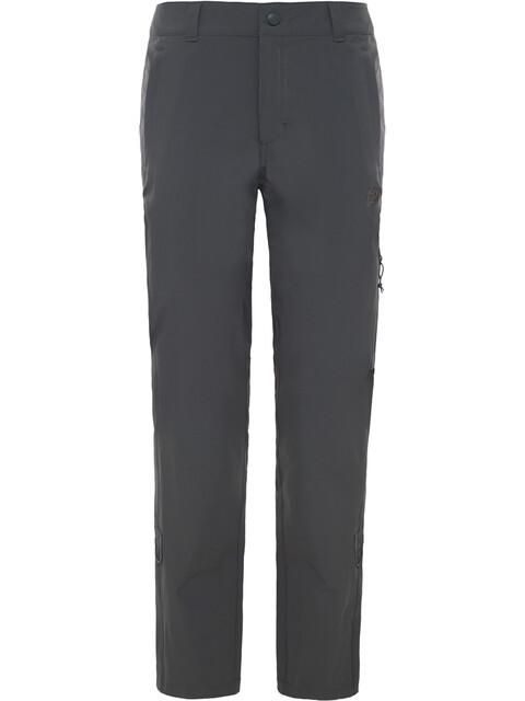 The North Face Exploration Pants Women Asphalt Grey